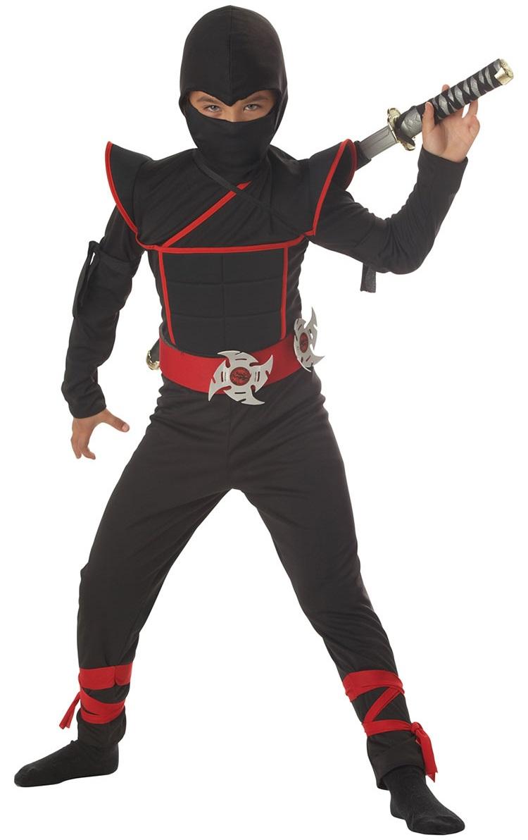 Как сшить костюм самурая своими руками