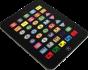 Универсальный пульт ДУ в виде Айпада Эврика 89401 изготовлен из высококачественного пластика. Оригинальный дизайн и совместимость с 5-ью видами устройств делают его отличным подарком для любого праздника.