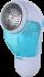 Scarlett SC-921 машинка для стрижки катышков со съемным полупрозрачным резервуаром. Питание от двух батарей типа АА. Защитная крышка для лезвий и металлическая сетка. Щеточка для чистки лезвий.