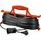STAYER 55018-50 Удлинитель электрический на рамке