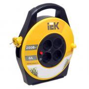 Удлинитель IEK УК40 40m 4 Socket WKP23-10-04-40