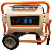 Генератор бензиновый REG GG 4500-Х