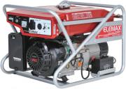 Бензиновый генератор Elemax SV 6500 S