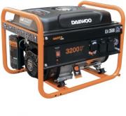Генератор газовый Daewoo GDA 3500DFE