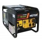 HUTER DY12500LX Бензиновая электростанция