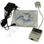 WEB/SNMP адаптер Inelt внешний, с ЖК-дисплеем Inelt DP-522 внешний для...