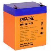 Батарея Delta HR 12-4.5, 12V 4.5Ah