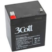 3Cott 12V5.0Ah аккумулятор для ИБП