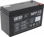 Батарея ИБП Fox NP7-12