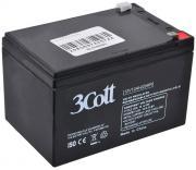3Cott 12V12Ah аккумулятор для ИБП