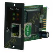 WEB/SNMP адаптер Inelt DK-801 встраиваемый для ИБП Inelt