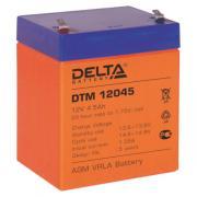 Аккумулятор Delta DTM 12045 (D-DTM12/4.5)