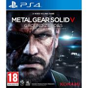 SCEE Видеоигра для PS4 Медиа Metal Gear Solid V: Ground Zeroes