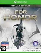 Игра For Honor Deluxe Edition (XBOX One, русская версия)