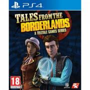 Sony Видеоигра для PS4 Медиа Tales from the Borderlands