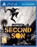 Игра Infamous: Второй Сын (PS4, русская версия)