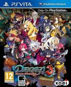 Игра Disgaea 3: Absence of Detention (PS Vita)