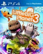 LittleBigPlanet 3 Русская версия. PS4