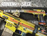 Tom Clancy's Rainbow Six: Осада. Racer Navy Seals Pack