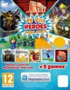 5 игр из комплекта Heroes Mega Pack (код на скачивание)
