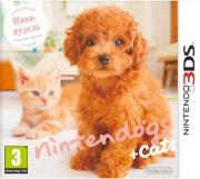 Игра для Nintendo 3DS Nintendo Nintendogs+Cats. Карликовый пудель и...