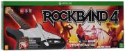 Mad Catz Rock Band 4 Fender Stratocaster Bundle