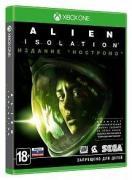 Игра Alien: Isolation (XBOX One, русская версия)