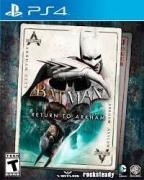 Игра Batman: Return to Arkham (PS4, русская версия)