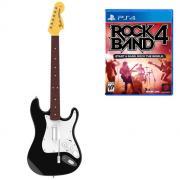 Комплект для Rock Band 4 (игра + гитара) Wireless Fender Stratocaster...