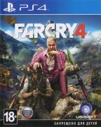 Игра для PS4 Far Cry 4, русская версия