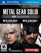 Игра Metal Gear Solid: HD Collection (PS Vita)