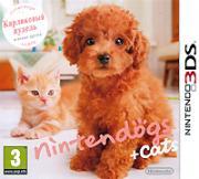 Nintendogs + Cats. Карликовый пудель и новые друзья