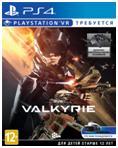 Sony Eve Valkyrie (только для VR) [PS4, русская версия]