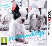 Nintendogs + Cats. Французский бульдог и новые друзья