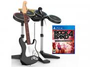 Комплект для Rock Band 4 (игра+гитара,барабаны,микрофон) Band-in-a-Box...