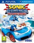 Игра Sonic & All-Stars Racing Transformed (PS Vita)