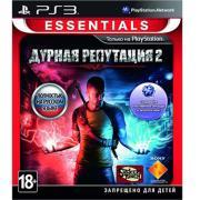 Игры для PlayStation 3 Sony Игра для PS3 Дурная репутация 2...