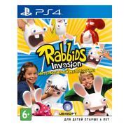 Игры для PlayStation 4 Sony Игра для PS4 Rabbids Invasion, русская...