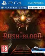 Игра Until Dawn: Rush of Blood (только для PS VR) (PS4, русская...