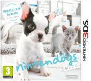 Игра для Nintendo 3DS Nintendo Nintendogs+Cats. Французский бульдог и...
