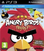 Angry Birds Trilogy С Поддержкой PS Move (PS3)