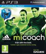Игра для PS3 Sony CEE Adidas miCoach