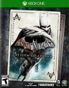 Игра Batman: Return to Arkham (XBOX One, русская версия)