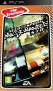 Игра Need for Speed: Most Wanted (PSP, русская версия)