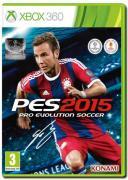 Игра Pro Evolution Soccer 2015 (PES 15) (XBOX 360)