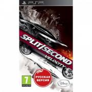 Sony Игра для PSP Медиа Split Second Essentials
