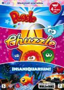 Шипучий коктейль: Chuzzle / Peggle / Insaniquarium / World of Tanks