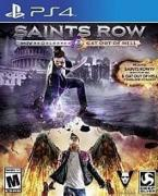 Игра Saints row IV: Re-Elected (PS4, русская версия)