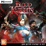 DVD. Blood Knights Новый диск