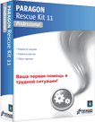 Paragon Software Rescue Kit Professional, 1 лицензия (PRGN18032014-70)
